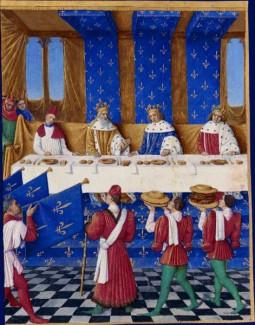 Banquet of Charles V of France