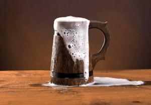 Ale - popular drink in medieval times