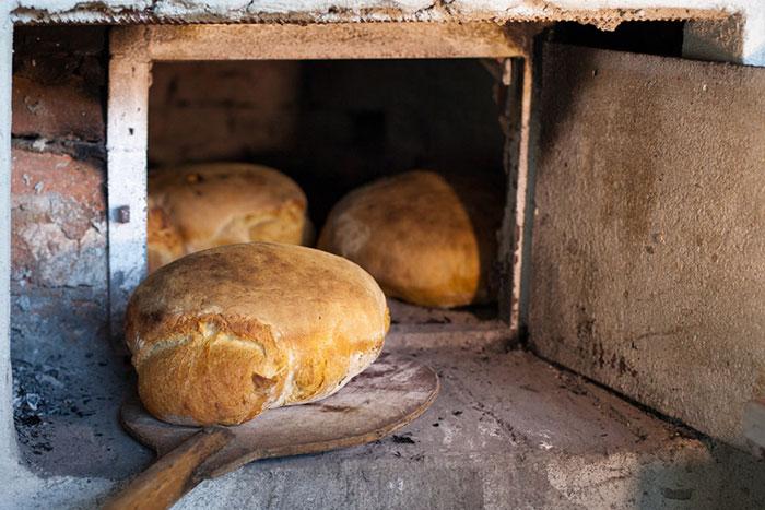 Old Fashioned Bread Basket