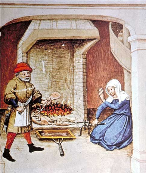 Meat recipes for Art culture and cuisine ancient and medieval gastronomy