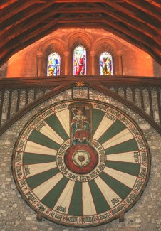 Winchester Great Banquetting Hall & Arthur's Round Table