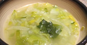 Cabbage Pottage