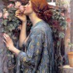 Roses in art